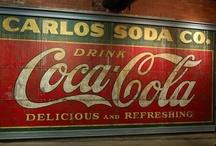 Coca-Cola / by Debbie Adolfson