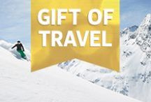 Gift of Travel / Enter to win daily giveaways and earn extra entries for the Gift of Travel grand prize of $10,000. http://www.travelchannel.com/sweepstakes/gift-of-travel / by Travel Channel