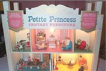 Dollhouse Furniture - Petite Princess / by Lisa Konar
