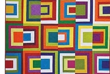 Quilting - Modern Quilts / by Sharon Robinson