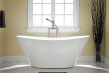 Dreaming of a new bathroom / by Sharon Robinson
