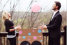 Baby Gender Reveals / Cute and creative ways of revealing your baby's gender! / by ModernGreetings.com