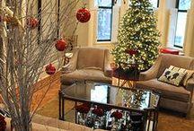 Christmas decor / by Emily Boubin