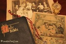 Ca†holic Geneαloℊƴ / Genealogists delving into Catholic family history over at The Catholic Gene http://catholicgene.wordpress.com/  / by Smαℓℓest ℒeαf