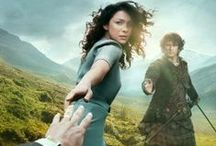 Outlander / I have a sneaking suspicion with the television adaption coming up that I will need a board dedicated to my most favorite book. / by Mary Kathryn Hodge