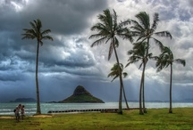 Aloha from Hawaii / All photo from Trey Ratcliff at http://www.StuckInCustoms.com  / by Trey Ratcliff