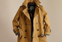 Burberry Trench coats / by PureShopping .