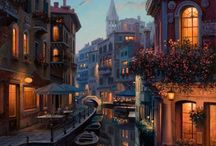 Travel spots / by Wendi High