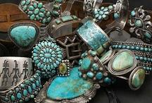 Turquoise- My Fav / by Tammy Jones