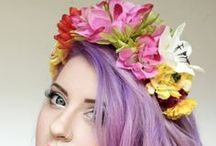 blossom beautes  / flowers, girl flowers, blossom, roses, crown of roses, blooming, & more!  / by Pretty in my Pocket