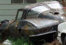 Barn Finds / Pictures of barn finds and abandoned classic cars. / by Classic Nation