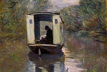 Claude Monet / by Carlos Aime