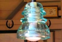 Glass Insulators / by Mark Mann