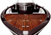 classic wood boats / by Carlos Aime