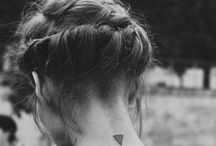 Hairstyles / Braids, buns / by Laure Strzngr