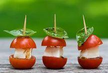 Food Ideas / by Mandy Maxwell