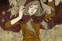 Illustrations / by Mandy Maxwell