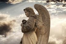 I LOVE  ANGELS / by Debbie Higgs