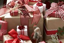Christmas!  / by Rebecca Prefontaine