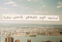 new york state of mind / by Chantale