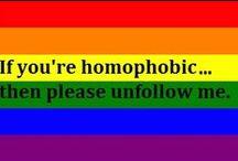 LGBT / Gay, Lesbian, Bisexual, transgender / by Kari Jennings Parker