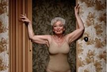 { new oldies } / Advanced style of great women: the right way to be old. / by Scacco Alle Regine