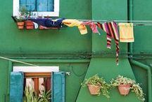 { laundry } / by Scacco Alle Regine