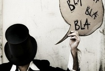 Bla bla bla / Talk to me... / by Llamas' Valley