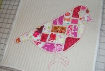 mini quilts rock / by daisy and jack