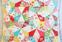 pretty pillows & cushions / patterns and inspiration for cushions (or pillows in US!) / by daisy and jack