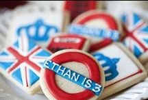 Let's party, London Union Jack / by Francien Dijkstra