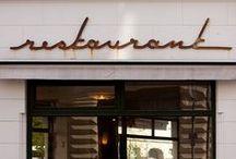restaurants / by LAURYN MORRIS