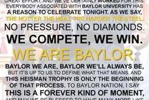 Baylor University / by Rachel Harrell
