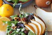 Recipes (More Savory) / Recipes that are faves and recipes to try. / by Tina