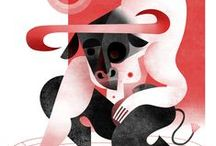 Illustration / by Carlos Moreno