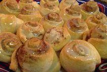 Bakery - Breakfast Goodies / Muffins, Pastries, Bars, & Caseroles / by Veronica Warner