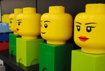 Lego Love / by Tamsin Lloyd