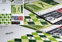 Golf Collateral / by Ann Marie Reynolds Irvine