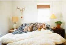 Apartment livings  / by Ellen Kinzer