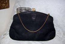 Vintage Purses and Bags / Purses, Pocketbooks, and Handbags from the '50s,'60s,'70s & '80s! / by Susan M