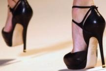 Sea of Shoes... / by Jasmine Diaz