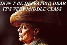 Downton Abbey / by Shera Argabright