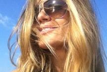 Hair-iffic!!! / Long beautiful locks of versatile hair...of all colors. JUST LOVE........ / by Melissa Amenta-Dziob