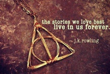 Pottermania / by Allison Wonderland