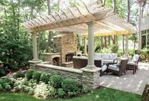 Home design and yard ideas / by Christie