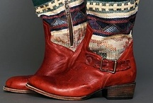 These Boots are Made for Walkin / by Molly Imler