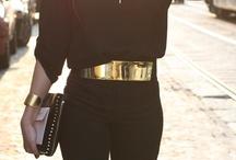 style / fashion trends i like. / by Marissa J