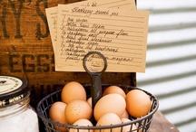 Recipes / by Linda Flores