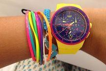 Swatch Chrono Plastic / by Swatch