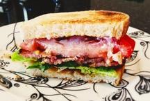 Sandwiches/Burgers / by Abby Deras